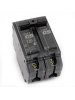 GE - THQB2115- Bolt On Thermal Magnetic Type Circuit Breaker - 2 Pole - 15 Amps